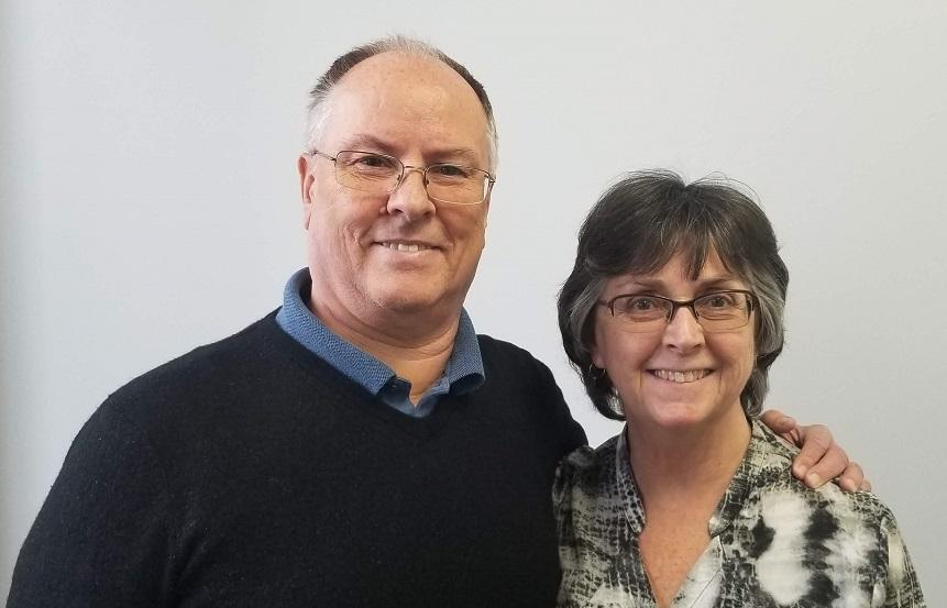 Bob & Liz Tétreault
